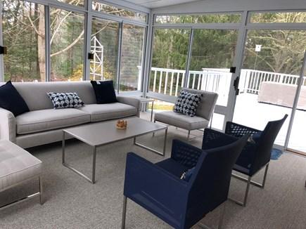 Cotuit Cotuit vacation rental - Sunroom