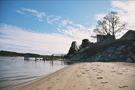 East Falmouth Cape Cod vacation rental - Private Beach just 7/10 mile away