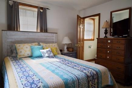 Harwich on Dennis Border Cape Cod vacation rental - Master Bedroom