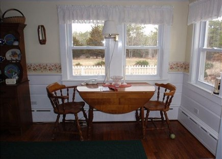Eastham Cape Cod vacation rental - Dining Area ~ 100 Crosby Village Road ~ Eastham