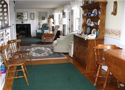 Eastham Cape Cod vacation rental - Dining to Living ~ 100 Crosby Village Road ~ Eastham
