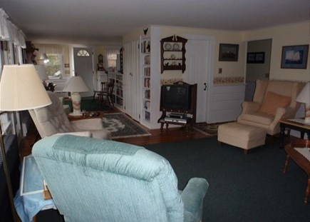 Eastham Cape Cod vacation rental - Living Area ~ 100 Crosby Village Road ~ Eastham