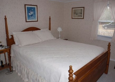 Eastham Cape Cod vacation rental - Queen Bedroom ~ 100 Crosby Village Road ~ Eastham