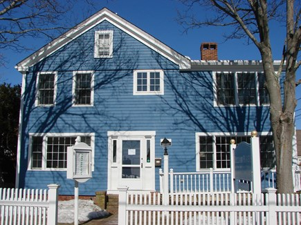 Provincetown Cape Cod vacation rental - Top Floor of this home.