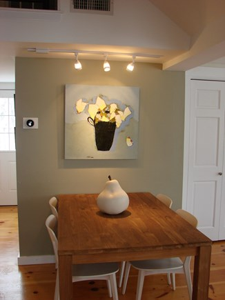 Provincetown Cape Cod vacation rental - Dining Area