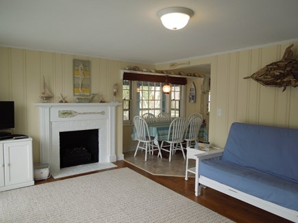DennisPort Cape Cod vacation rental - Comfortable open floor plan.