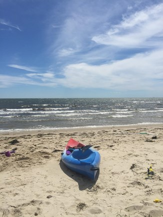 DennisPort Cape Cod vacation rental - Like water sports, bring 'em!