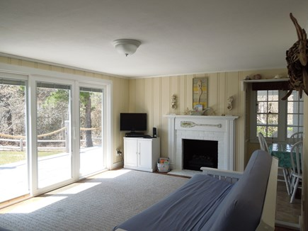 DennisPort Cape Cod vacation rental - Living Room