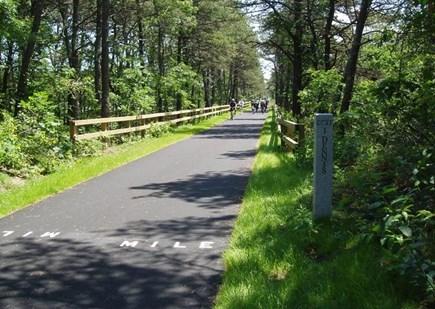 Brewster Cape Cod vacation rental - Biking Trail