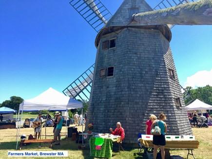 Brewster Cape Cod vacation rental - Farmers Market