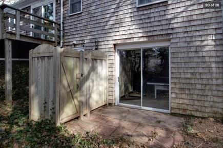 Brewster Cape Cod vacation rental - Outdoor shower