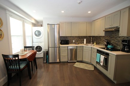 Provincetown Cape Cod vacation rental - Convenient in-unit washer/dryer