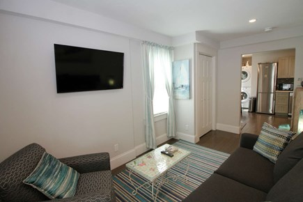 Provincetown Cape Cod vacation rental - Bright and open living room with comfortable seating