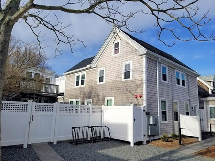 Provincetown Cape Cod vacation rental - Bike rack and one parking space