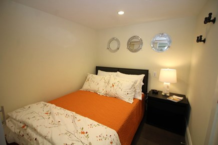 Provincetown Cape Cod vacation rental - Den with full bed.