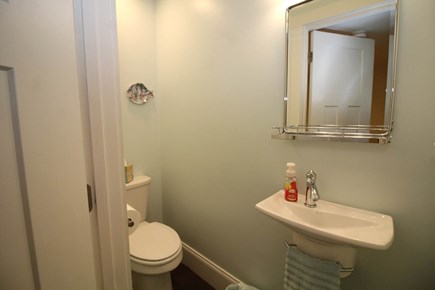 Provincetown Cape Cod vacation rental - Half bath