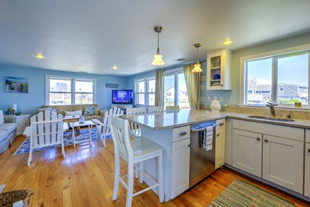 East Sandwich Cape Cod vacation rental - Beautifully updated interior with Central AC.