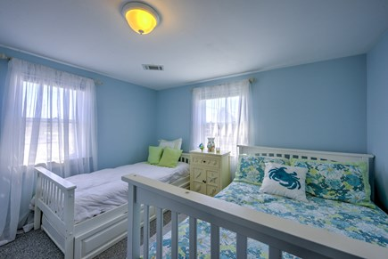 East Sandwich Cape Cod vacation rental - Bedroom with Double and Twin trundle