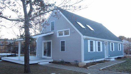 Eastham Cape Cod vacation rental - View of the house