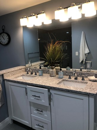 Eastham Cape Cod vacation rental - Master Bathroom 1