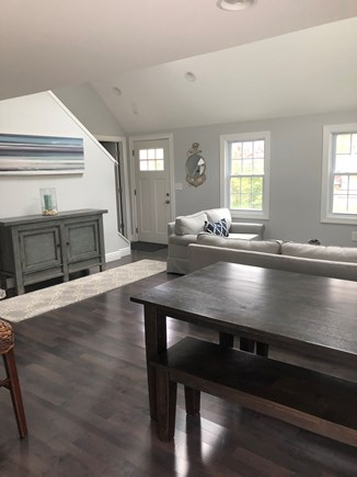 Eastham Cape Cod vacation rental - 1st floor living room