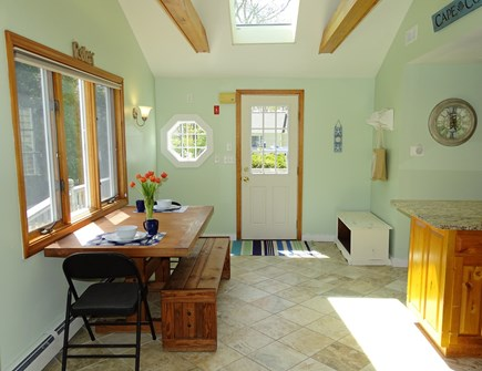 Harwich Cape Cod vacation rental - Dining area, open to kitchen