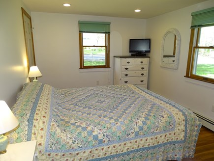 Harwich Cape Cod vacation rental - Queen master bedroom
