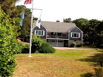 Chatham Cape Cod vacation rental - Frontal View of our Chatham Home