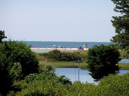 Chatham Cape Cod vacation rental - Ocean View From Our Deck