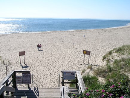Chatham Cape Cod vacation rental - Chatham's Delightful Lighthouse Beach