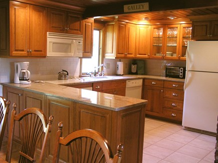 Chatham Cape Cod vacation rental - Our Newly Remodeled Kitchen