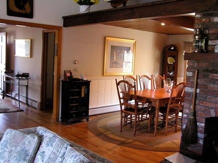 Chatham Cape Cod vacation rental - Entry Hall & Dining Room