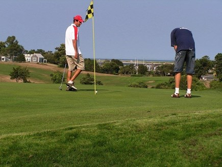 Chatham Cape Cod vacation rental - Chatham Golfers High Above The Bay