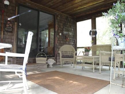 Orleans Cape Cod vacation rental - Porch
