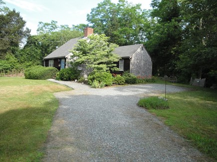 Orleans Cape Cod vacation rental - Home's setting