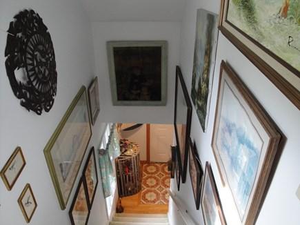 Orleans Cape Cod vacation rental - Stairway
