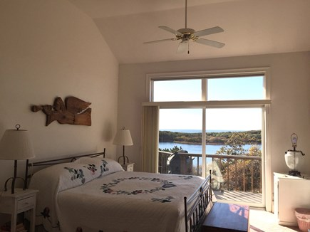 Truro Cape Cod vacation rental - Bedroom Suite with Queen Bed, Views