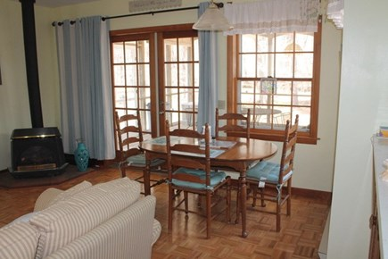 Eastham Cape Cod vacation rental - Dining Room