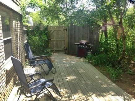 Wellfleet Cape Cod vacation rental - Lounge in the sun or shade