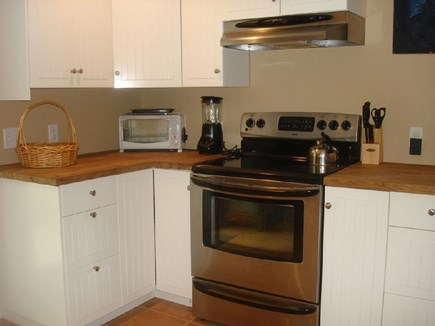 Wellfleet Cape Cod vacation rental - Fully equipt kitchen so you dont have to eat out every meal.