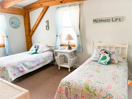 Dennis Cape Cod vacation rental - Mermaid bedroom