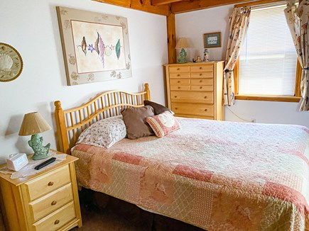 Dennis Cape Cod vacation rental - Main floor bedroom w/queen