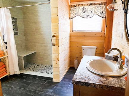 Dennis Cape Cod vacation rental - First floor bathroom