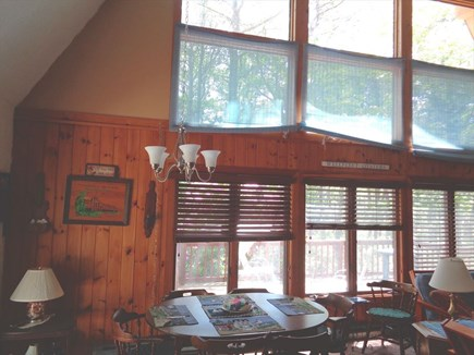 Wellfleet Cape Cod vacation rental - Wonderful Large Windows Lets In A Lot Of Natural Light