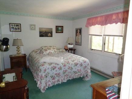 Wellfleet Cape Cod vacation rental - First Level Bedroom With Queen