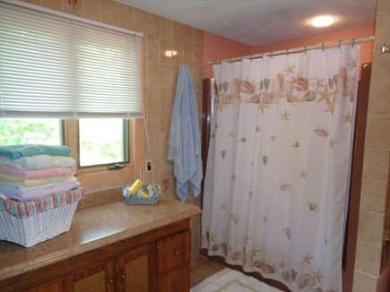 Wellfleet Cape Cod vacation rental - Full Bath On First Level
