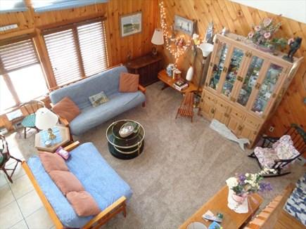 Wellfleet Cape Cod vacation rental - Comfortable Living Room