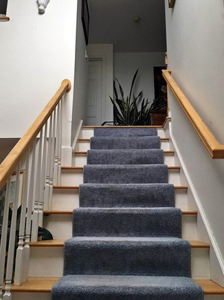 Falmouth Cape Cod vacation rental - Stairs to Second Floor