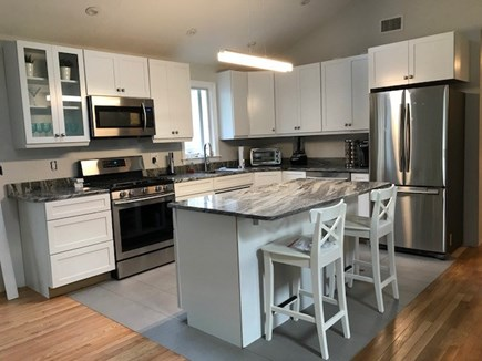South Yarmouth Cape Cod vacation rental - Brand New Fully Stocked Kitchen with Island