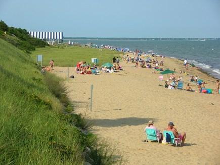 New Seabury, Maushop Village New Seabury vacation rental - Private Beach just 200 yards away!